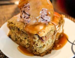 Sticky Cake Pudding